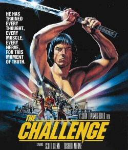 The Challenge (Blu-ray Disc)