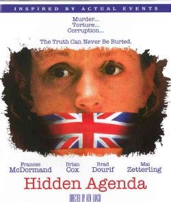 Hidden Agenda (Blu-ray Disc)