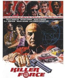 Killer Force aka The Diamond Mercenaries (Blu-ray Disc)