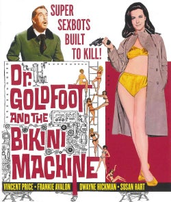 Dr. Goldfoot and the Bikini Machine (Blu-ray Disc)