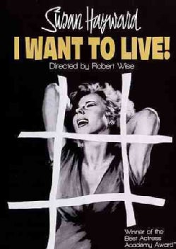 I Want to Live! (DVD)