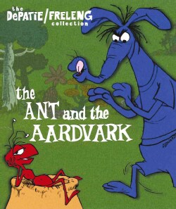 The Ant and the Aardvark (Blu-ray Disc)