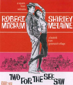Two for the Seesaw (Blu-ray Disc)