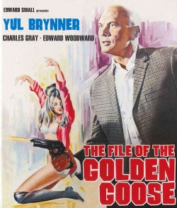 The File of the Golden Goose (Blu-ray Disc)
