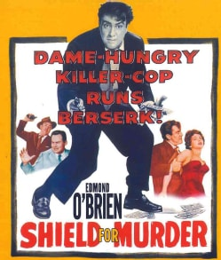 Shield for Murder (Blu-ray Disc)