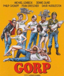 Gorp (Blu-ray Disc)