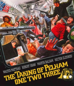 The Taking of Pelham One Two Three: 42nd Anniversary Edition (Blu-ray Disc)