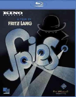 Spies (Blu-ray Disc)