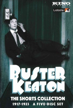 Buster Keaton: The Shorts Collection: 1917-1923 (DVD)