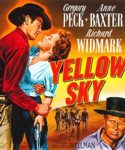 Yellow Sky (Blu-ray Disc)