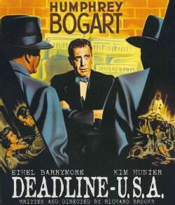 Deadline U.S.A. (Blu-ray Disc)
