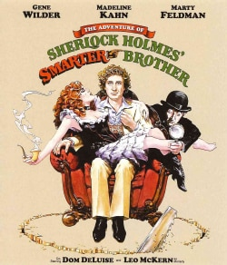The Adventure of Sherlock Holmes' Smarter Brother (Blu-ray Disc)