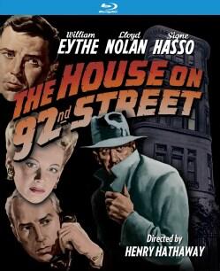 House On 92nd Street (Blu-ray Disc)