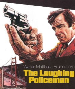 The Laughing Policeman (Blu-ray Disc)