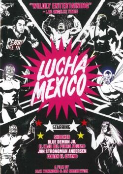 Lucha Mexico (DVD)