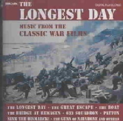 Various - The Longest Day Music from the Classic War Films