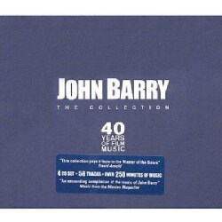 John Barry - Collection-40 Years of Film Music