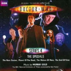Murray Gold - Doctor Who Series 4: The Specials