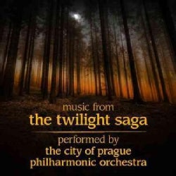 City Of Prague Philharmonic Orchestra - Music from The Twilight Series