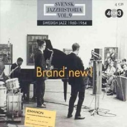 Various - Swedish Jazz History: Vol. 9 Brand New!