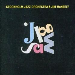 STOCKHOLM JAZZ ORCHESTRA MCNEELY - JIGSAW
