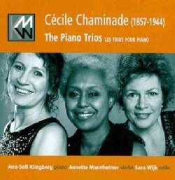 Ann-Sofi Klingberg - Chaminade: The Piano Trios