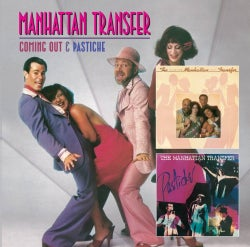 Manhattan Transfer - Coming Out/Pastiche