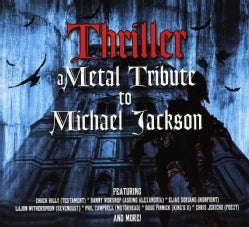 Various - Thriller: A Metal Tribute to Michael Jackson