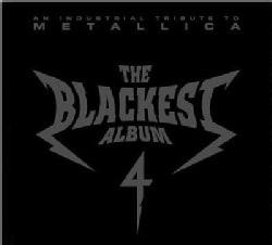 Various - The Blackest Album 4: An Industrial Tribute to Metallica