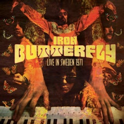 Iron Butterfly - Live in Sweden 1971