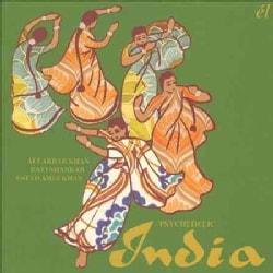 Ali Akbar Khan - Psychedelic India