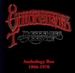 Quicksilver Messenger Service - Anthology Box 1966-1970