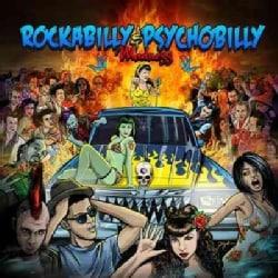 Various - Rockabilly & Psychobilly Madness