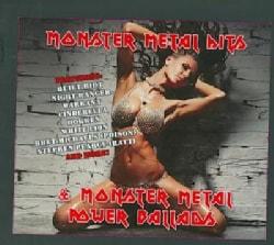 Various - Monster Metal Hits & Monster Metal Power Ballads