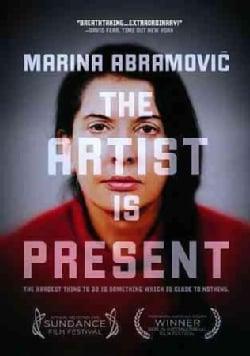 Marina Abramovic: The Artist Is Present (DVD)