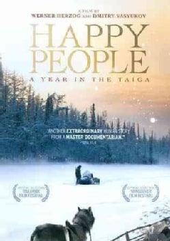 Happy People: A Year in the Taiga (DVD)