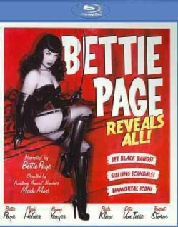 Bettie Page Reveals All! (Blu-ray Disc)