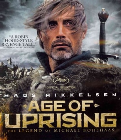 Age of Uprising: The Legend of Michael Kohlhaas (Blu-ray Disc)