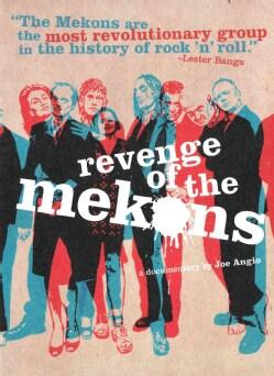 Revenge of the Mekons (DVD)
