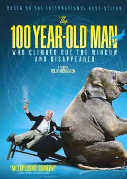 The 100 Year-Old Man Who Climbed Out the Window and Disappeared (DVD)