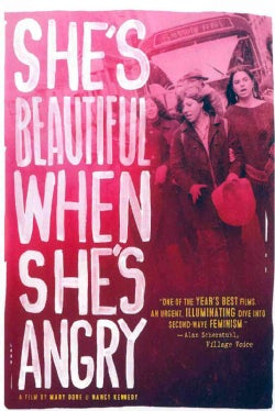 She's Beautiful When She's Angry (DVD)
