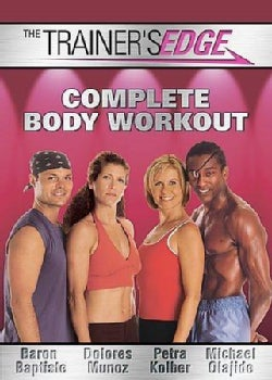Trainer's Edge: Complete Body Workout (DVD)