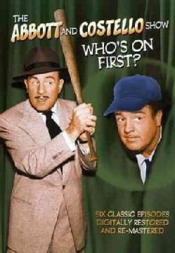 The Abbott And Costello Show: Who's On First? (DVD)