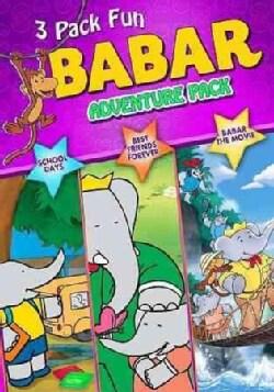 Babar: Adventure Pack (DVD)