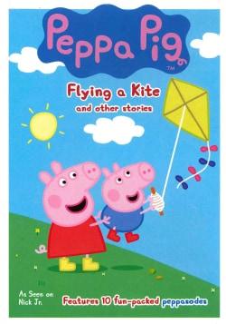 Peppa Pig: Flying A Kite (DVD)