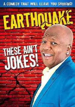 Earthquake: These Ain't Jokes (DVD)