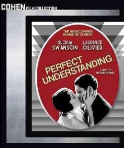 Perfect Understanding (Blu-ray Disc)