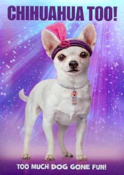 Chihuahua Too! (DVD)