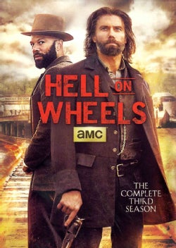 Hell on Wheels: The Complete Third Season (DVD)