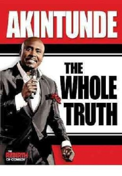 Akintunde: The Whole Truth (DVD)